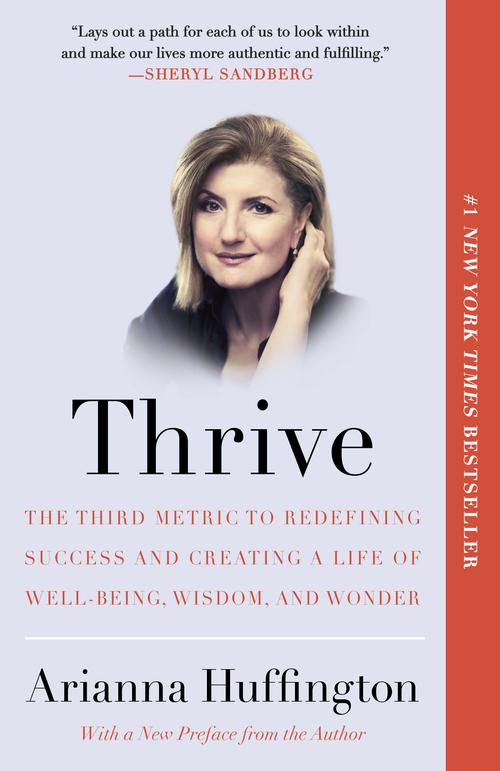 Acronym for thrive